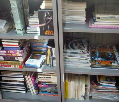 Biblioteca della Fantascienza